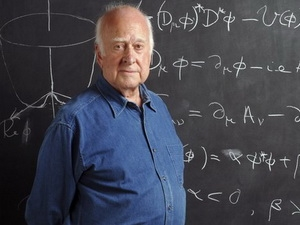 Peter Higgs. (Nguồn: bbc.co.uk)
