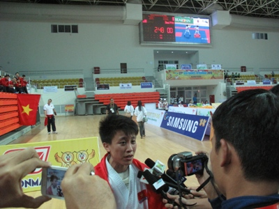 nguyet anh doat hcv sea games cuoi cung trong su nghiep bat chap chan thuong hinh anh 3