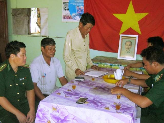 to tuan tra toc ho khmer hinh anh 1