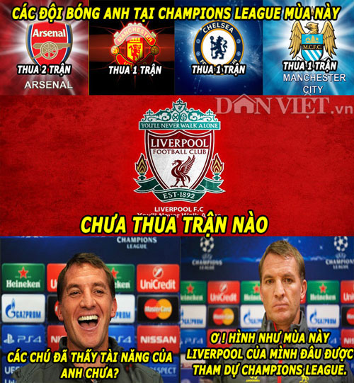 "anh che: ronaldo cuoi nhao messi, ""thanh"" bendtner bi m.u ""nhuom do"" hinh anh 5"