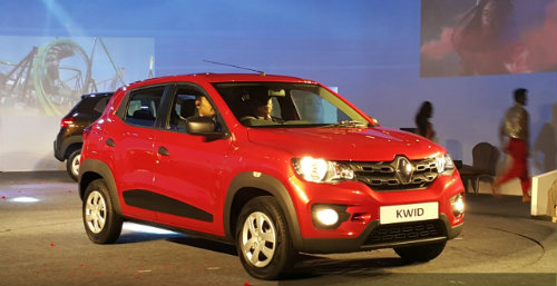 "renault kwid gia 88 trieu dong se ""khuynh dao"" lang xe hoi? hinh anh 1"