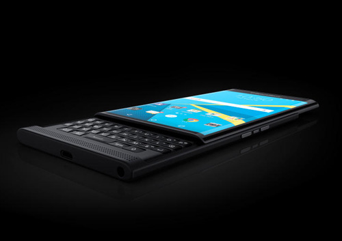 blackberry priv - sieu smartphone android hinh anh 1