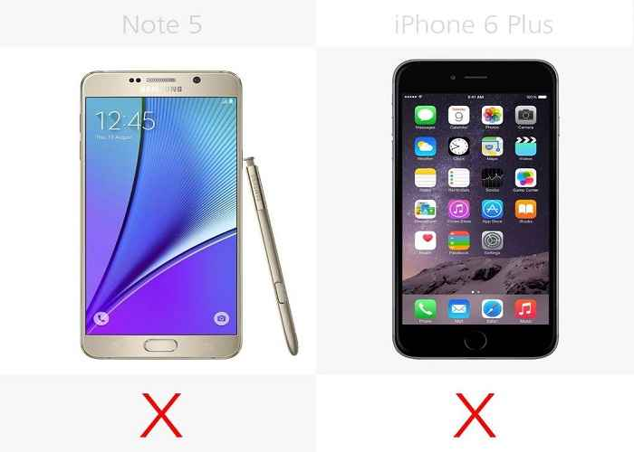 so sanh chi tiet giua galaxy note 5 voi iphone 6 plus hinh anh 20