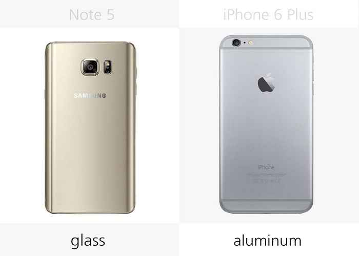 so sanh chi tiet giua galaxy note 5 voi iphone 6 plus hinh anh 4