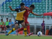 The thao - U19 Viẹt Nam vs U19 dong Timor