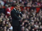 The thao - NoNG: Liverpool sa thai HLV Brendan Rodgers