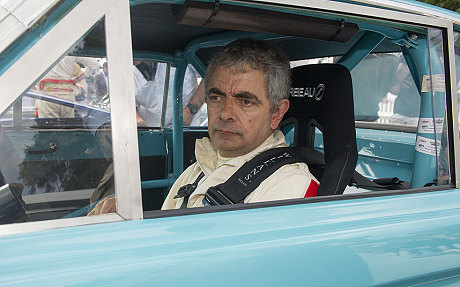 "tinh yeu xe hoi va dam me dua xe toc do cua ""mr.bean"" hinh anh 12"