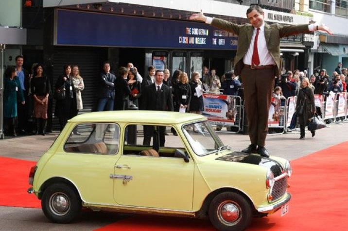 "tinh yeu xe hoi va dam me dua xe toc do cua ""mr.bean"" hinh anh 9"