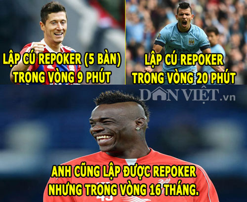 "anh che: balotelli lap cu ""repoker"" ky luc, ronaldo khiep so ""thanh"" bendtner hinh anh 2"