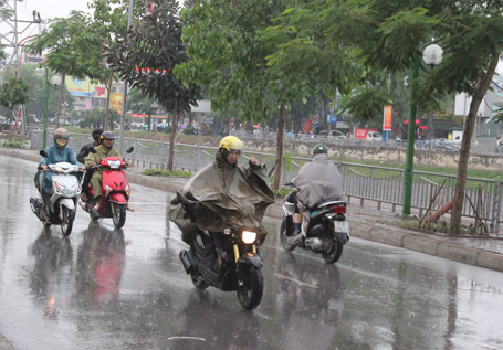 cuoi tuan, nhiet do cac tinh, thanh dong loat giam thap hinh anh 1