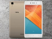 Cong nghe - Oppo R7s lo dien voi RAM 4GB