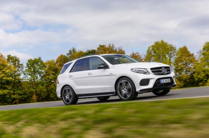soi phien ban the thao mercedes-benz gle 450 amg 4matic hinh anh 1