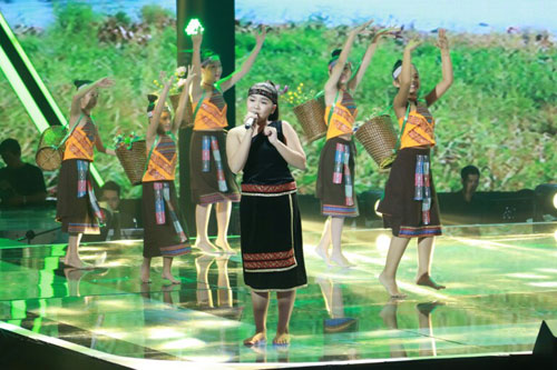 quan quan the voice kids 2014 tro lai day an tuong hinh anh 1
