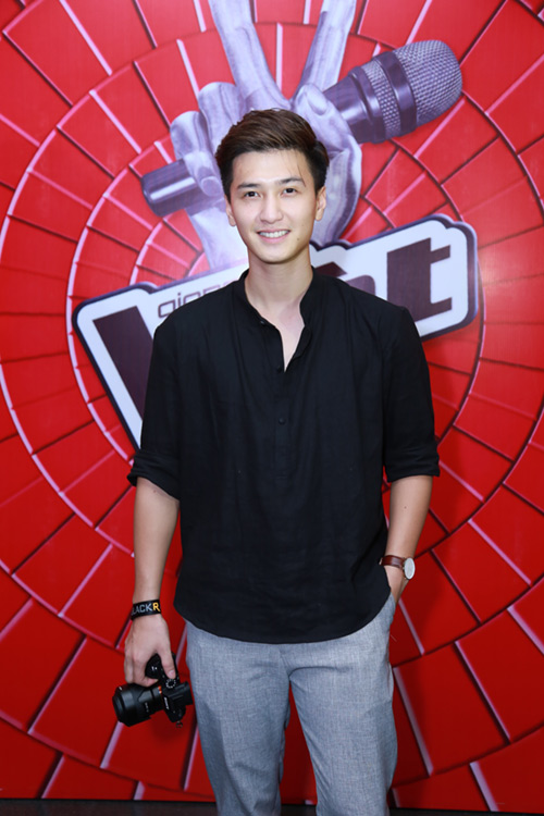 "my tam duoc ""ban trai"" thap tung den the voice kids hinh anh 12"