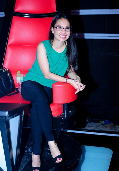 "cam ly ngay cang dep tren ghe nong ""the voice kids"" hinh anh 5"