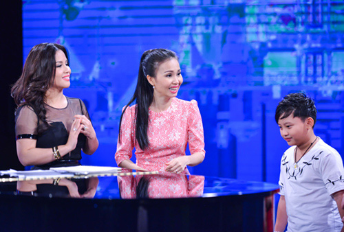 "cam ly ngay cang dep tren ghe nong ""the voice kids"" hinh anh 12"