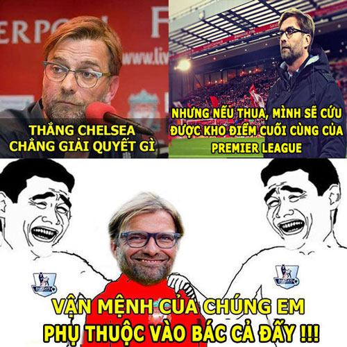 "anh che: klopp muon ""cuu"" chelsea, sao real di lam bao ve hinh anh 1"