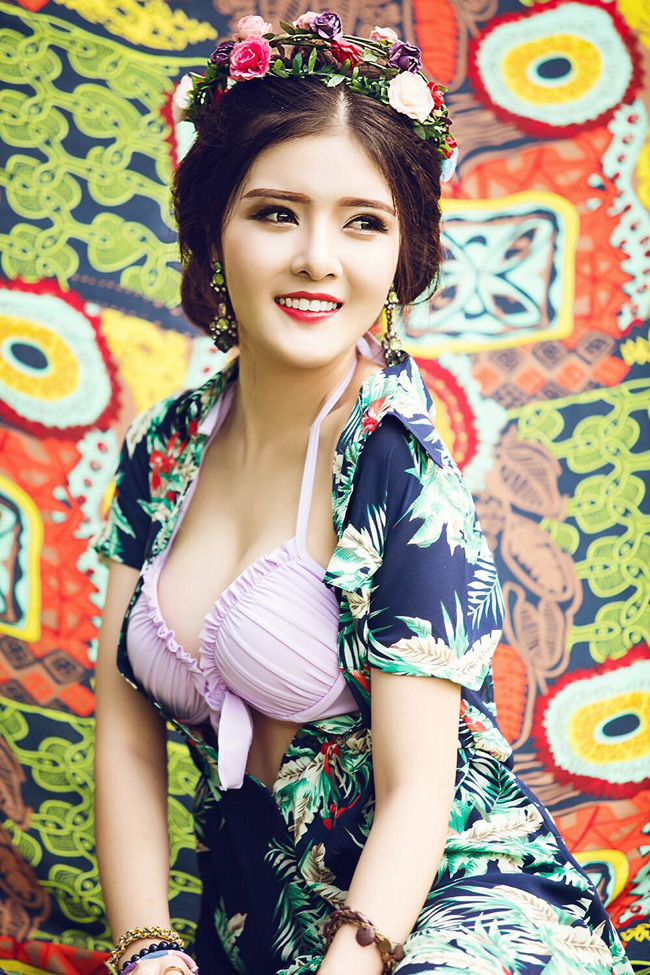 me man voi vong eo 58cm cua lilly luta hinh anh 11