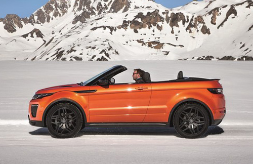 range rover evoque convertible chinh thuc lo dien hinh anh 4