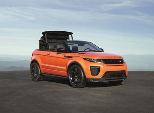 range rover evoque convertible chinh thuc lo dien hinh anh 5