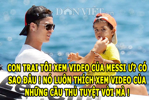 "anh che: van gaal ""bat luc"" voi young, ronaldo khen ngoi messi hinh anh 8"
