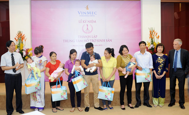 ivf vinmec: ti le thanh cong tuong duong cac nuoc phat trien hinh anh 1