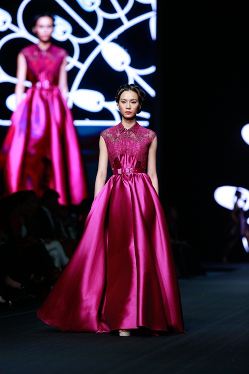 "alexis mabille ton vinh ""chan dung phu nu"" hinh anh 9"