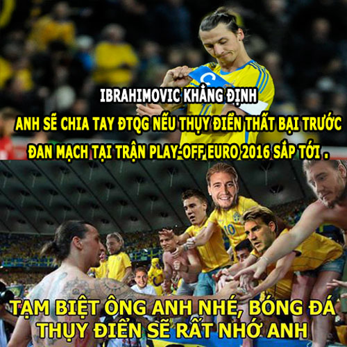 "anh che: mourinho bi moyes ""cuop ghe"", ibrahimovic ""no vang troi"" hinh anh 2"