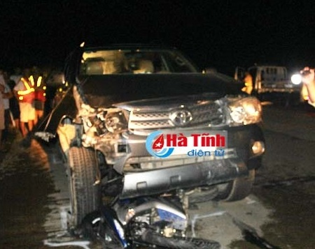 xe fortuner gay tai nan lien hoan, 5 nguoi thuong vong hinh anh 1