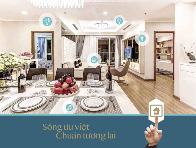 park hill premium: can ho thong minh dat gia hinh anh 4