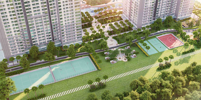 park hill premium: can ho thong minh dat gia hinh anh 5
