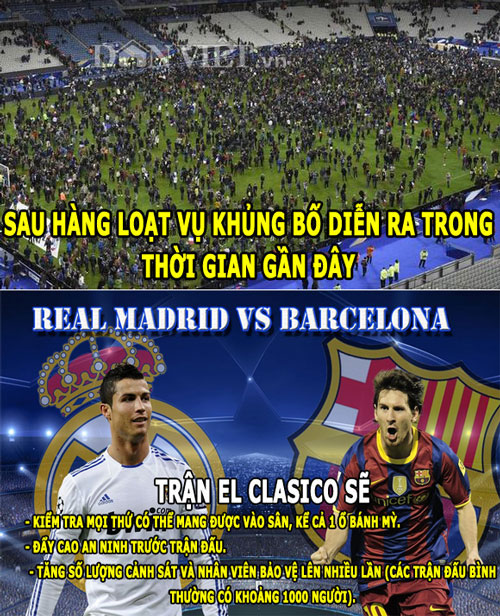 "anh che: el clasico that chat an ninh, fan m.u ""ghe lanh"" depay hinh anh 8"