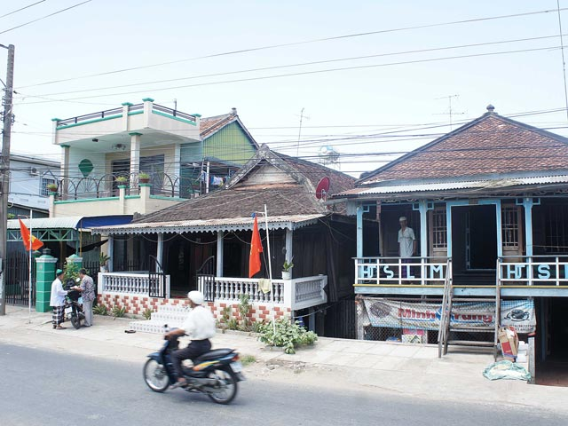 dien luoi quoc gia phu khap lang cham an giang hinh anh 1