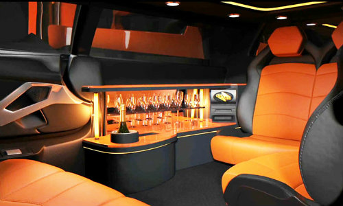 10 xe limousine doc dao nhat tren the gioi hinh anh 9