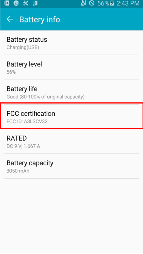 galaxy a8 moi se co chip xu ly exynos 7420, pin 3050 mah hinh anh 2