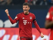 The thao - Cho Messi 'ngủi khói', Muller thiet lap ky luc moi o Champions League