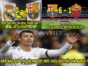 "The thao - aNH CHe: Ronaldo ""uc che"" voi Barca, Man City chang ""ngan"" ai"