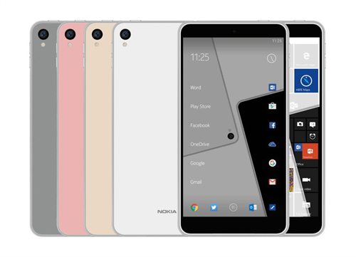 nokia c1 chay android va windows 10 mobile lo dien hinh anh 1