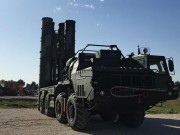 The gioi - Ten lua S-400 Nga den Syria, My ngung khong kich IS