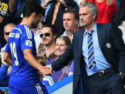 The thao - Gay han voi Mourinho, Diego Costa 'het duong song' o Chelsea