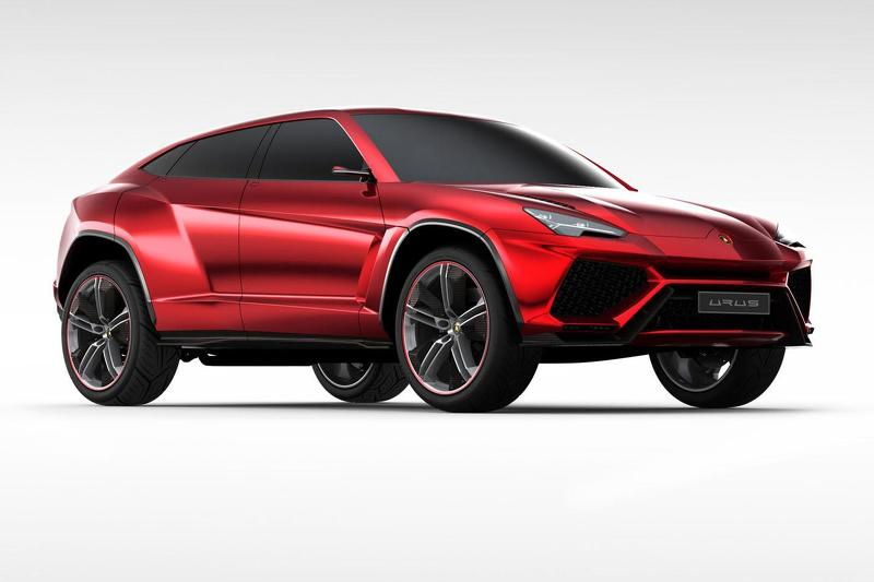 lamborghini urus crossover se dung dong co twin turbo v8 doc quyen hinh anh 1