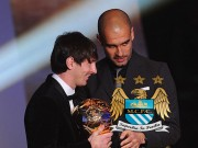 The thao - Ban bot co phan, Man City quyet tau Guardiola va Messi