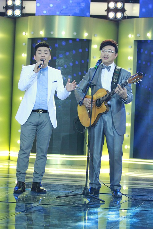 truong giang tiet lo chi tai co giong hat giong lam truong hinh anh 2