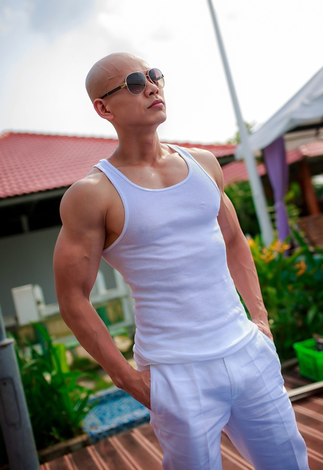 15 nghe sy tuoi than noi tieng cua showbiz viet hinh anh 12