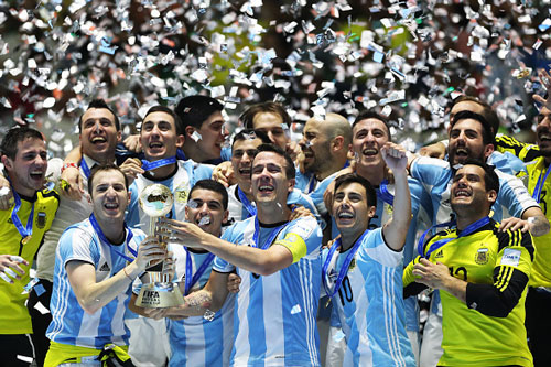 argentina vo dich futsal world cup 2016, iran gianh giai 3 hinh anh 1