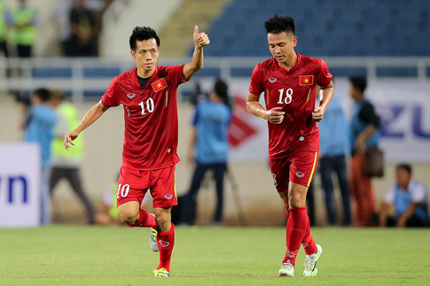 dt viet nam giao huu voi doi thu chat luong cua k.league hinh anh 1
