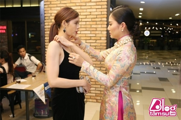 "khoe vong 1 cang day, truong quynh anh khong it lan gap ""su co"" hinh anh 6"