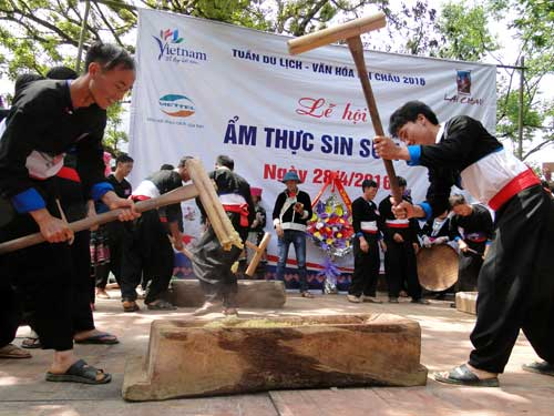 "sin sui ho ""tim vang"" tu du lich cong dong hinh anh 1"