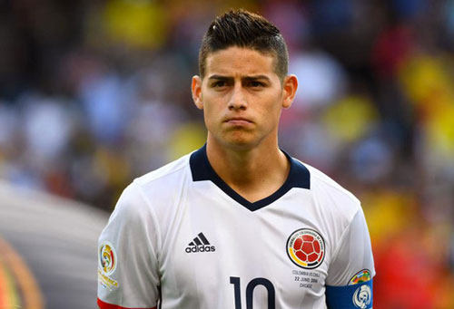 james rodriguez bi sat thu o colombia doa giet hinh anh 1