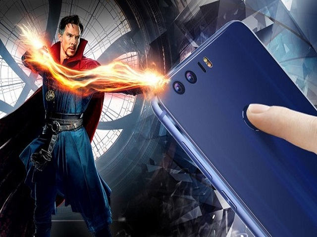 honor 8 tung phien ban doctor strange limited edition hinh anh 1